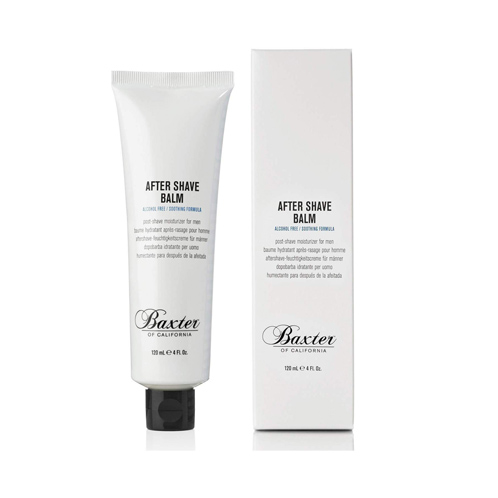 Baxter of California After Shave Balm – Alcohol-Free, 120ml