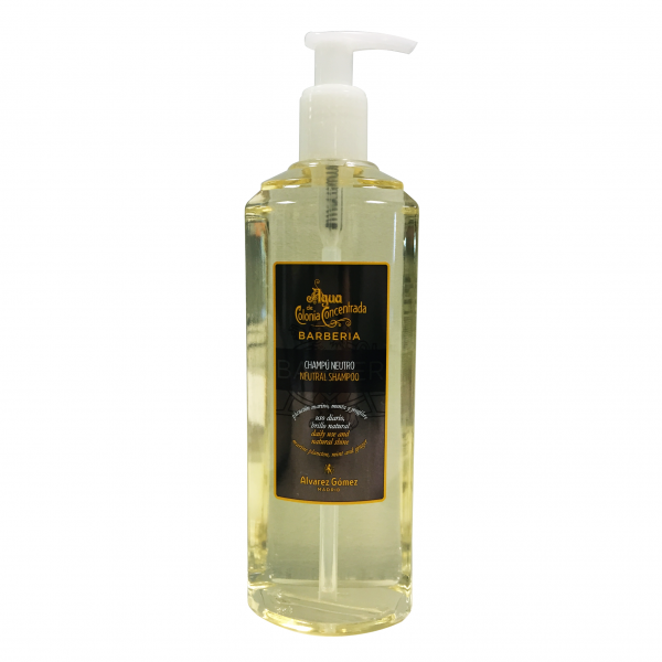 AGUA DE COLONIA Barberia Neutral Shampoo (550ml)