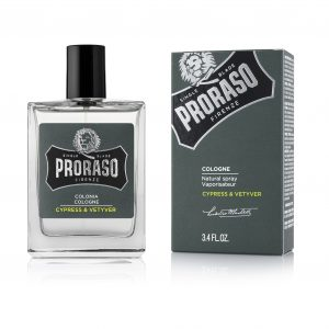 PRORASO Cologne CYPRESS & VETYVER (100ml)