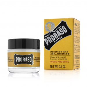 PRORASO Moustache Wax (15ml)